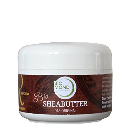 BIO Sheabutter *R* Body Butter Babycreme Ringelblume von BIOMOND / DAS ORIGINAL / 150 g / Naturkosmetik