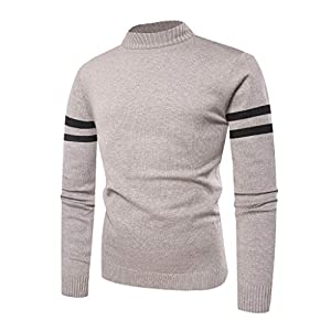 Luckycat Männer Herbst Winter Pullover Gestrickte Top Printed Sweater Outwear Bluse Mode 2018