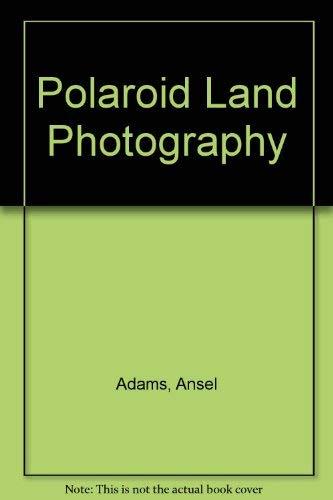 Polaroid Land Photography - Polaroid Land Camera Manual