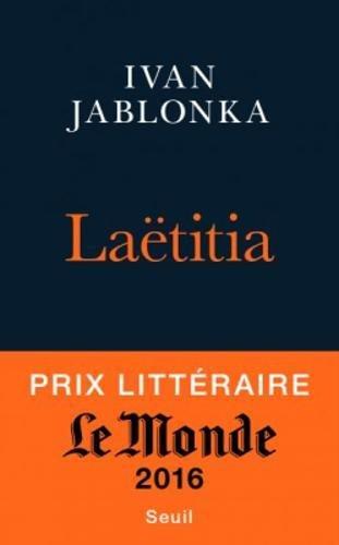 Laëtitia - Ou la fin des hommes