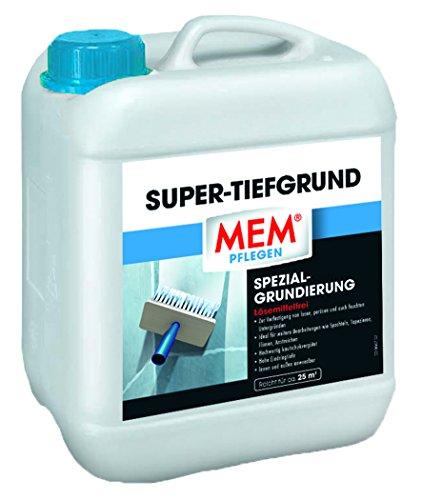 MEM Super Tiefgrund 5 I, 500111