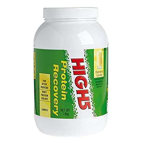 High5 Protein Recovery Summer Fruits Jar 1.6Kg