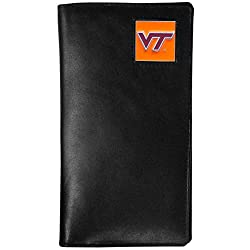 NCAA Virginia Tech Hokies Tall Leather Wallet