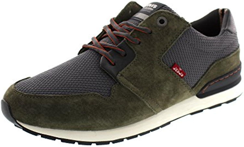 Levi'S S Shoes - NY Runner 225838-1955 - Dark Khaki