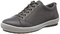Legero Damen Tanaro Sneaker, Grau (Basalto (Grau) 21), 40 EU (6.5 UK)