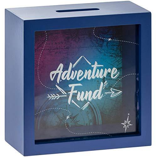 MONEY BOX - Caja Cuadrada de Aventura