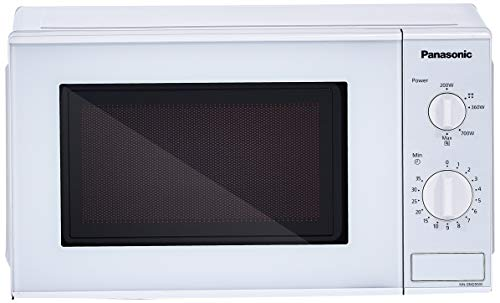 9. Panasonic 20 L Solo Microwave Oven