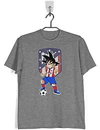 Ropa4 Camiseta Goku Atlético de Madrid 2018-2019