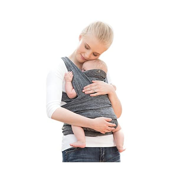 Chicco ComfyFit Baby Carrier One size Chicco Perfect fit, no infant insert required; recommended baby weight: 8-35lbs One size fits most, which makes sharing your carrier between caregivers quick and easy 2 comfy carrying positions: front face-in and front face-out 2