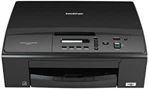 Brother DCP-J140W Wireless All-In-One Inkjet Printer, Scanner and Copier