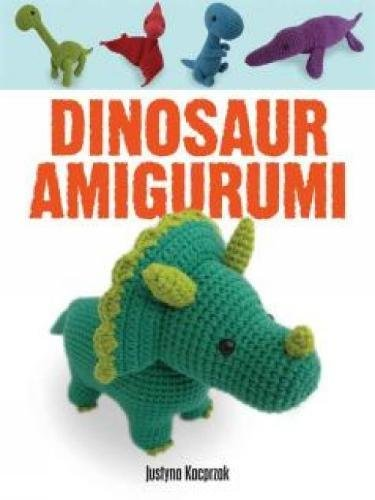 Dinosaur Amigurumi por Justyna Kacprzak