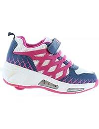 Zapatillas deporte de Niño y Niña XTI 53744 R1 COMBINADO BLANCO