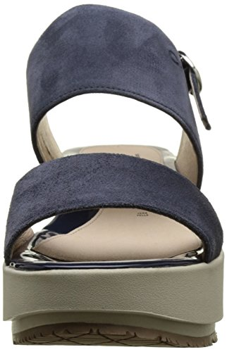 Stonefly Damen Ketty 1 Plateau Blau (DENIM 124)