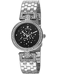 Pierre Cardin-Damen-Armbanduhr Swiss Made-PC106392S06