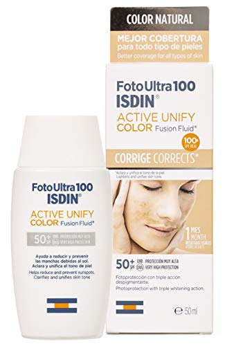 FotoUltra100 ISDIN Active Unify Color SPF