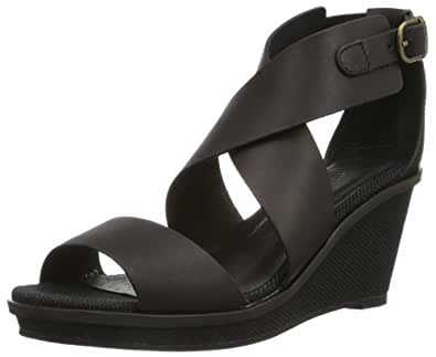 Emu Australia Womens Whitsunday Fashion Sandals W10796 Black 8 UK, 42 EU, 10 US, Regular
