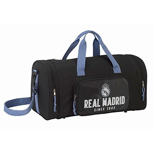 Bolsa-de-Deportes-Real-Madrid-Black-Grande