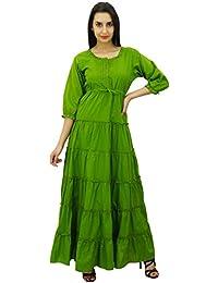 bddfcd0d99dd Suchergebnis auf Amazon.de für  maxikleider - 56   Damen  Bekleidung