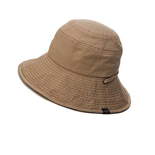4e6f5e9b01ff Casquettes HUO Mâle Été Pliant Sunscreen Loisirs Sun Hat UV Outdoor Cap  Frais et Sec