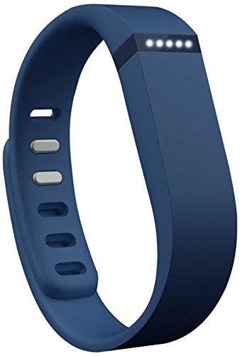 Fitbit Unisex-Erwachsene Fitnessarmband Flex, Navy, one Size