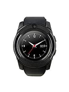 LYF Wind 7S Compatible Certified Bluetooth Smart Wrist Watch Phone with Camera & SIM Card & TF Card Support with Apps Like Facebook And Whatsapp Hot Fashion New Arrival Best Selling Premium Quality Lowest Price Touch Screen multi language compatible Android watch with Apps Touch Screen and activity tracker by sampi