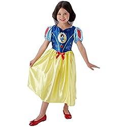 Disfraz infantil oficial de Disney de Blancanieves, de la marca Rubie's