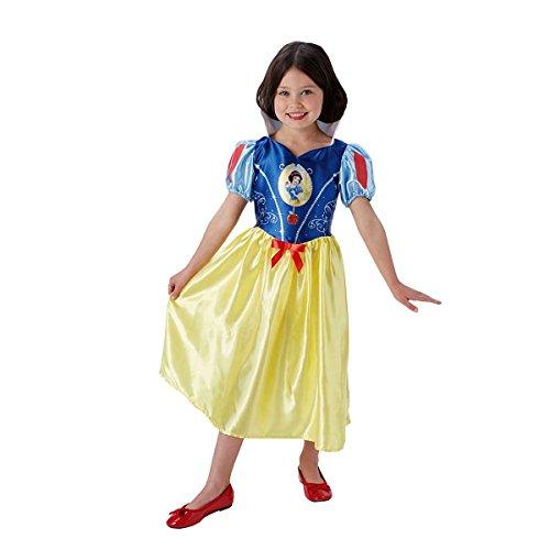 Kinder Princess Kostüm - Rubie 's Offizielles Disney Princess Schnee weiß Kinder Kostüm