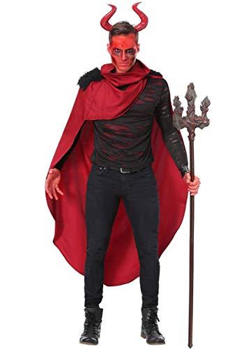Fun Costumes Dämonen-Lord-Kostüm der Männer - - Der Kleine Lord Kostüm