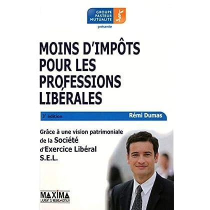 MOINS D'IMPOTS POUR LES PROFESSIONS LIBERALES