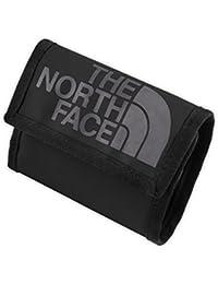 The North Face Base Camp Wallet - Cartera-monedero , color negro, talla única
