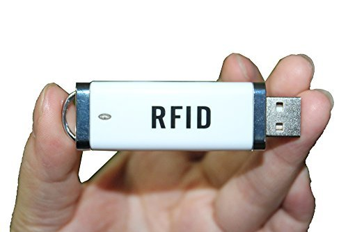 Chafon 13 56mhz Mini USB HF RFID Mifare Card Reader for