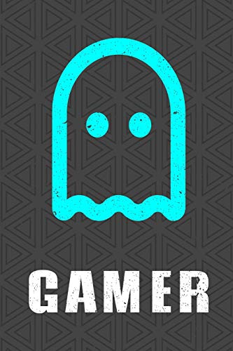 Gamer: Journal Notebook For Video Game Players To Keep Score Notes & Tactics