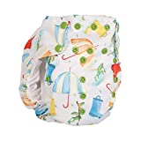 No Prep Organic Cloth Diaper - Smart Bottoms Dream Diaper 2.0 - Washable