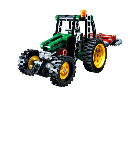 LEGO-Technic-8281-Mini-Tractor