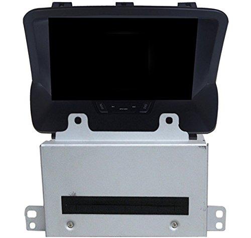 Preisvergleich Produktbild Gowe Android Auto DVD-Player 20,3cm GPS Navigation für OPEL MOKKA 20122013mit Bluetooth/RDS/WiFi/3G/USB/iPod/SWC/Canbus/ATV/Mirrorlink