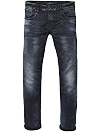 Scotch & Soda Herren Straight Jeans Tye-Sander