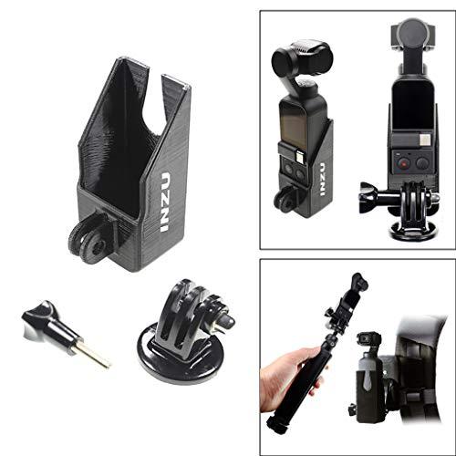 bescita Halterung Camcorder Mount Adapter Platte Halterung Befestigungsbügel für DJI Osmo Pocket Mobile Gimbal Stabilisator Zubehör