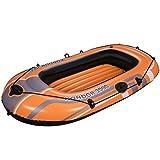 WEILANDEAL Bestway Canot pneumatique Kondor 2000 61100Dimensions lorsqu'il est degonfle : 197 x 115 cm (L x l) cano? Kayak