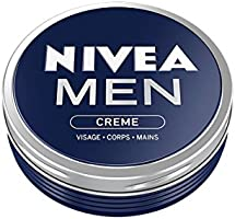 Nivea Men Crème Visage/Corps/Mains 150 ml - Lot de 2