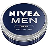 Nivea Men Crème Visage/Corps/Mains 150 ml - Lot de 2