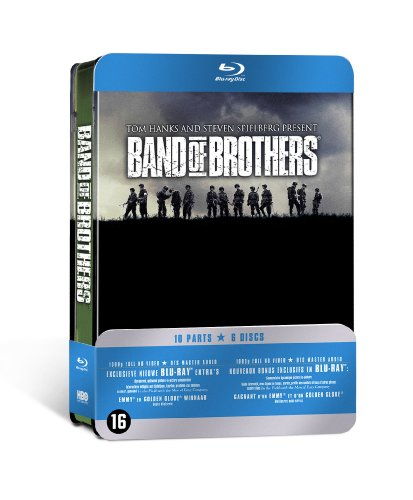 Band of Brothers - Boîtier métal [Blu-ray]
