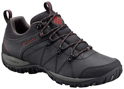 Columbia Herren Wanderschuhe Wasserdicht Peakfreak Venture Waterproof, Größe 41.5, schwarz (black, gypsy) - Wasserdichte Boot-männer