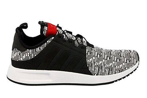 adidas Herren X_Plr Fitnessschuhe, Schwarz (Negbas / Negbas / Rojo), 41.5 EU