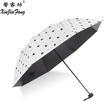 ZQ@QX Nero in gomma per la prossoezione solare UV UV UV ombrello Ombrello femmina | Lascia che i nostri beni escano nel mondo  | La prima serie di specifiche complete per i clienti  8d244f