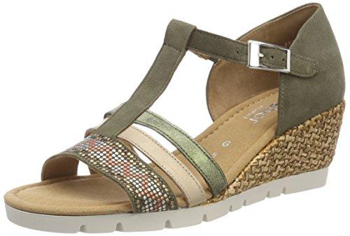 Jollys Gabor 5 EU para Mules 35 Muschel Shoes Gabor Beige Mujer qOnA6x4B