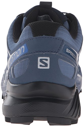 Salomon Mens Speedcross 4 Scarpe Da Ginnastica Blu