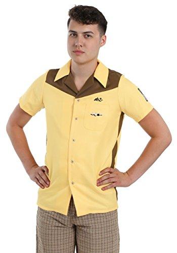 The Big Lebowski Medina Sod Plus Size Bowling Shirt 2X