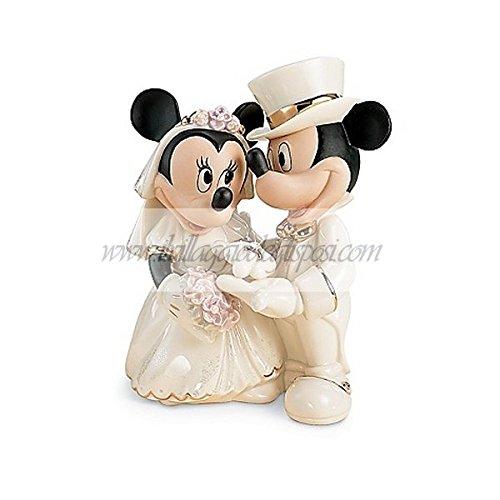 Topolino e Minnie con anello