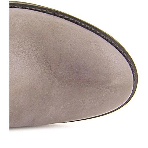 INC International Concepts Blayre Cuir Botte Grey