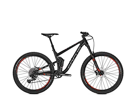 Mountainbike Focus Jam Lite 12G SRAM Eagle 27' rot & schwarz, Farben:Magicblackmatt, Rahmenhöhen:41